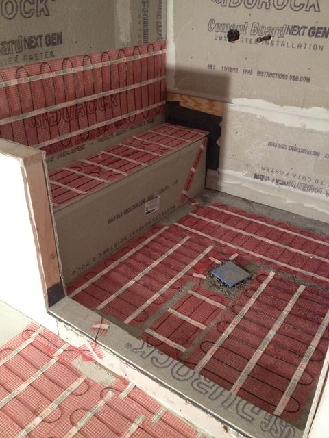 Warmup Radiant Floor Heating Systems - Electric Floor Heating for .