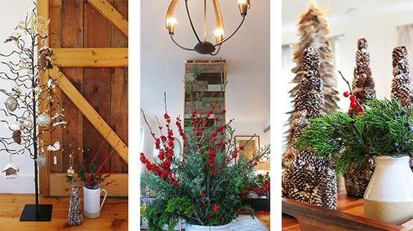 Easy Holiday Home Decorating Ide