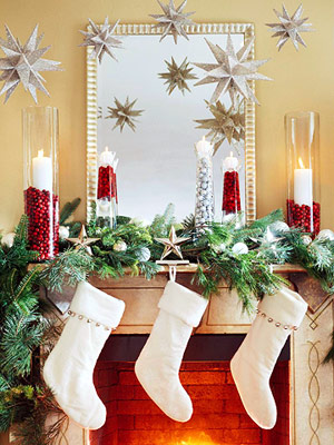 Holiday Decor Inspiration: Cranberries   Thoughtfully Simp