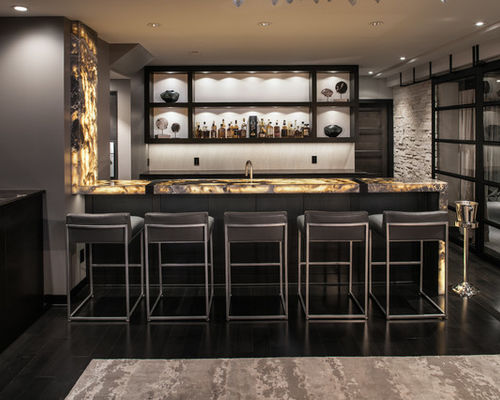 Best Home Bar Designs For The Mixologist Host | My Decorati