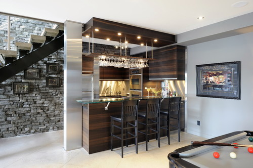 10 Inspirational Home Bar Design Ideas For A Stylish Home | Plan n .
