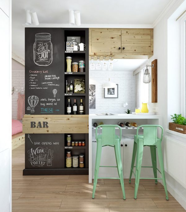 Small Home Bar Designs - Dig This Desi