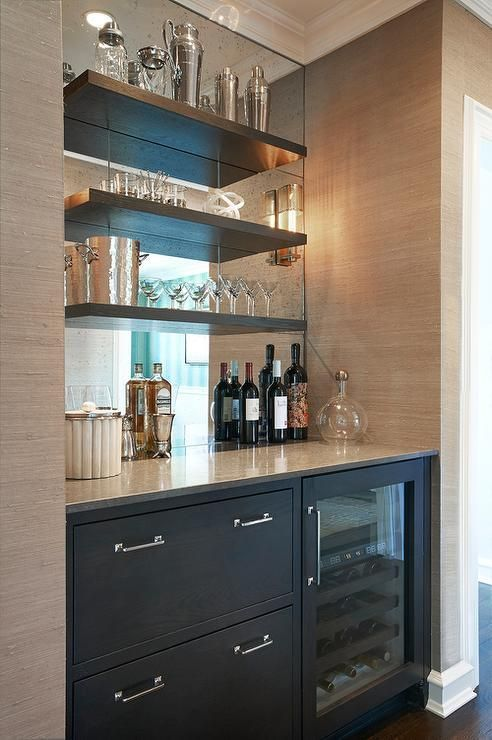 The Cleverest and Most Unique Home Bar Ideas for Every Imbiber .
