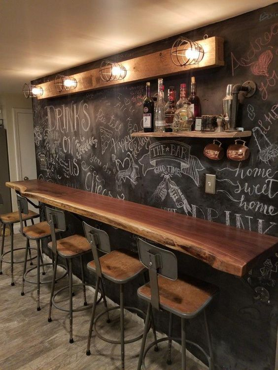 35 Outstanding Home Bar Ideas and Designs — RenoGuide - Australian .