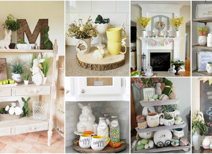 Spectacular Easter Home Decor Ideas And Helpful Ti