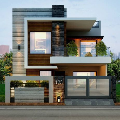 50 Best Modern Architecture Inspirations | Facade house, House .