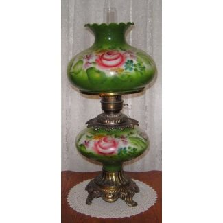 Antique Hurricane Style Glass Lamps for 2020 - Ideas on Fot