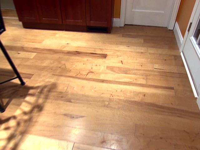How to Install an Engineered Hardwood Floor | how-tos | D