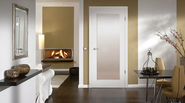 Interior doors are most commonly constructed of MDF, wood, metal .