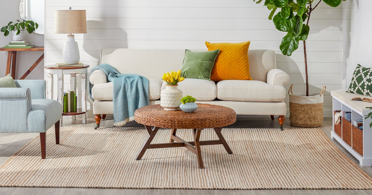 Trend Alert: Why You Need a Jute Rug   Overstock.c