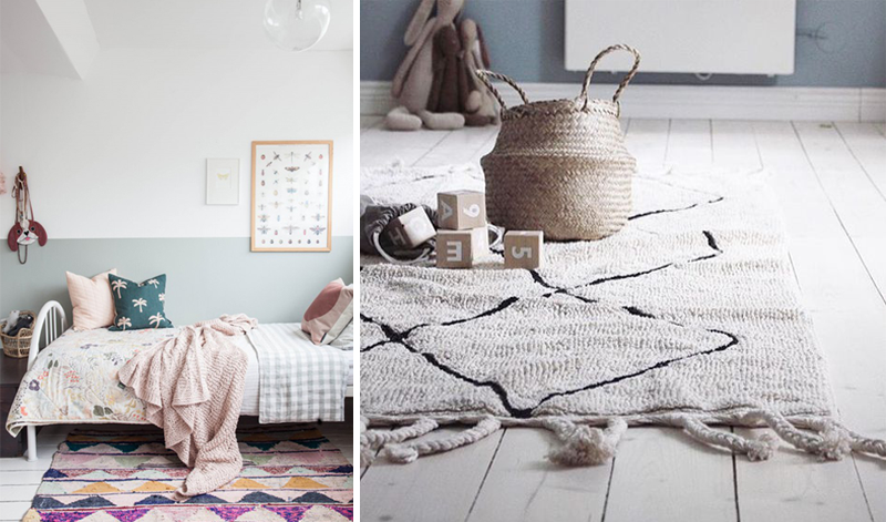 How to Choose a Rug for a Kid's Room - by Kids Interio