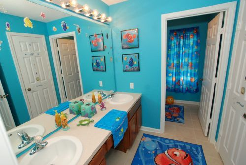 Decorate Room According To Kids Bathroom Themes | Childrens .