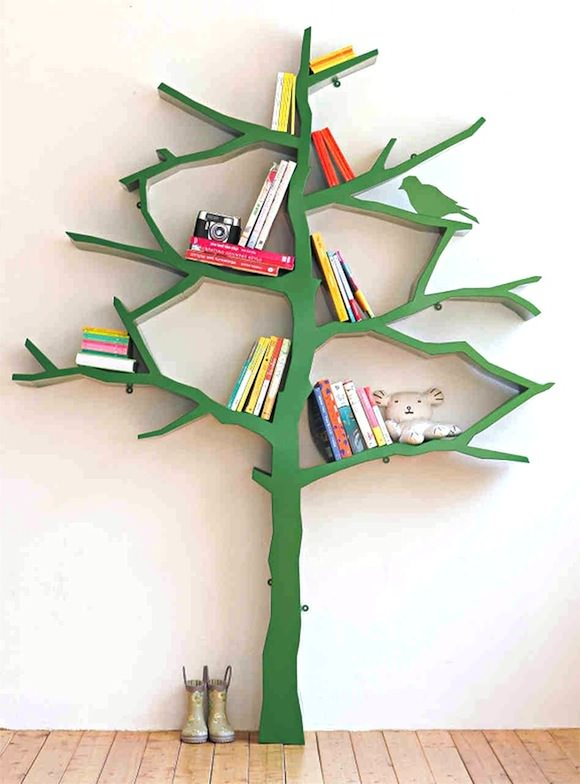 8 Clever Ways To Display Your Child's Books ⋆ Handmade Charlot