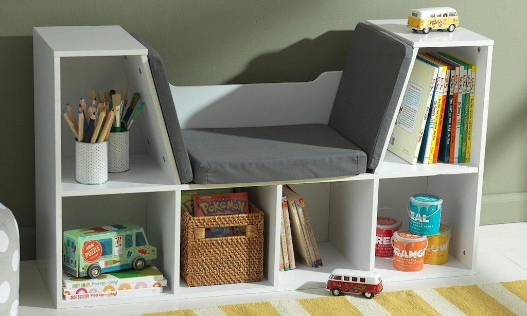 11 Kids Bookshelf Ideas for Bedrooms, Playrooms and Classrooms .