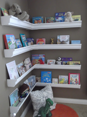 19 DIY Bookshelves That Will Help Your Kids Have a Desire to Read Mo