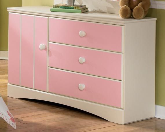 minimalist kids dressers designs with 3 draw
