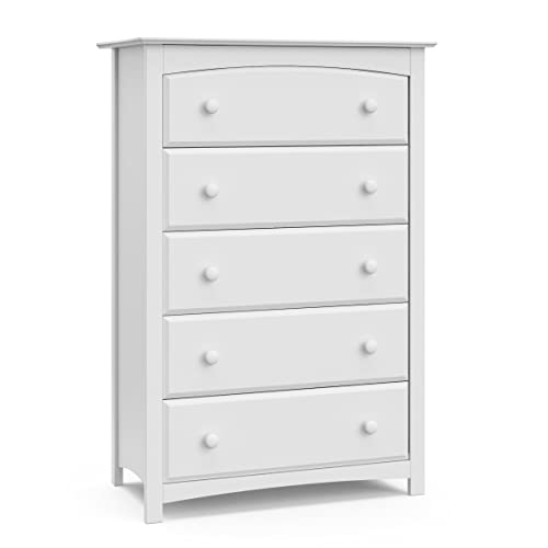 White Kids Dresser: Amazon.c