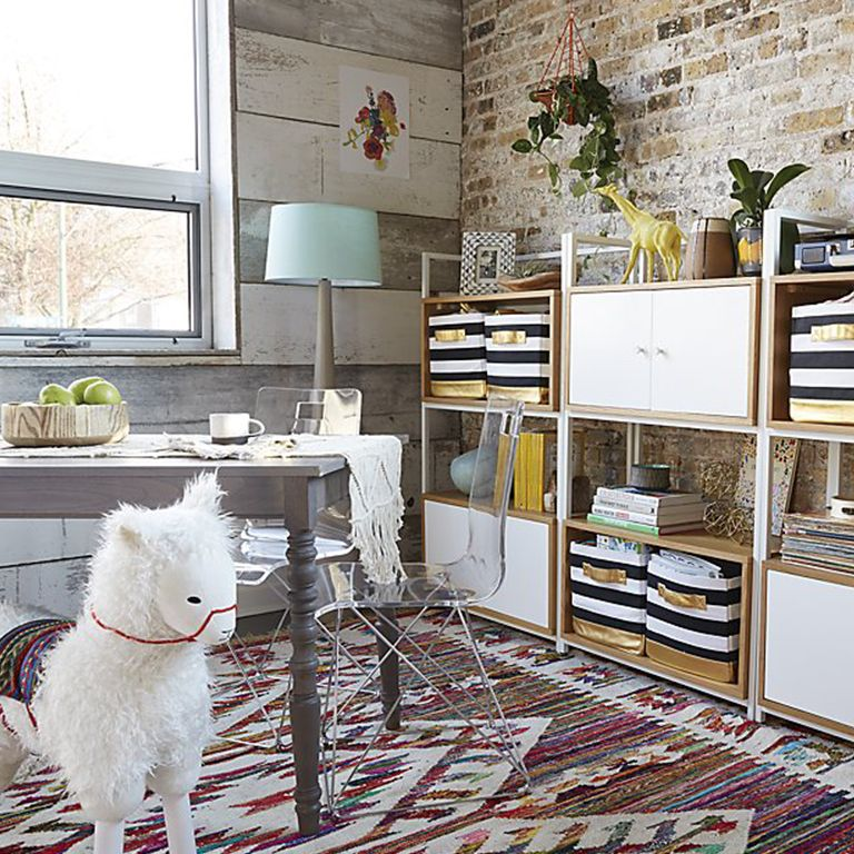 4 Simple Kids' Storage Ideas   Crate and Barr