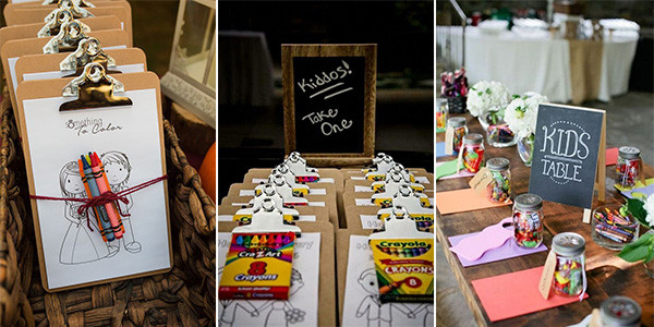 15 Great Ways to Keep Kids Entertained at Your Wedding .