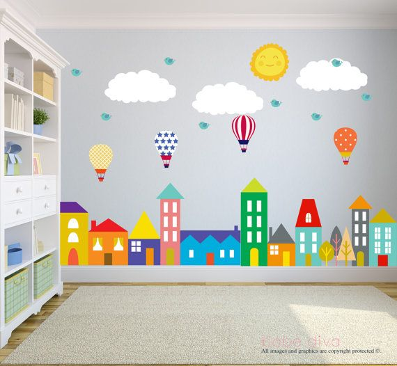 A great addition to any child's bedroom, play room, or nursery and .