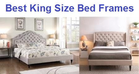 Top 15 Best King Size Bed Frames in 2020 - Ultimate Gui