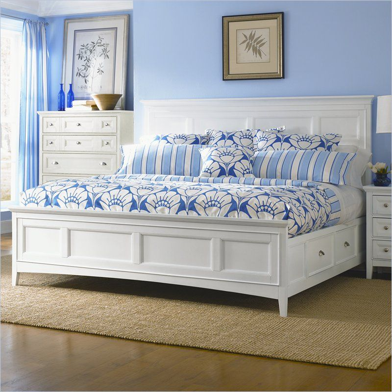 25 Incredible Queen-Sized Beds with Storage Drawers Underneath .