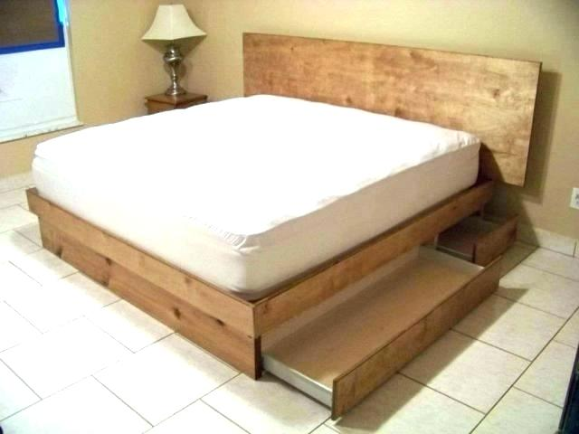 beds with storage drawers underneath – ahte.in