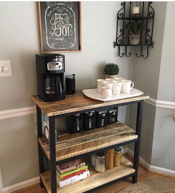 Top 10+ Kitchen Carts and Island Ide