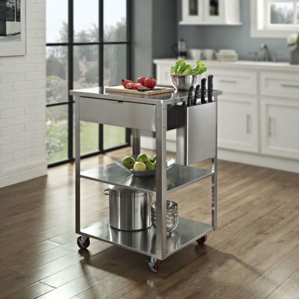 5 Smart Ideas for Kitchen Islands and Carts – The RTA Sto