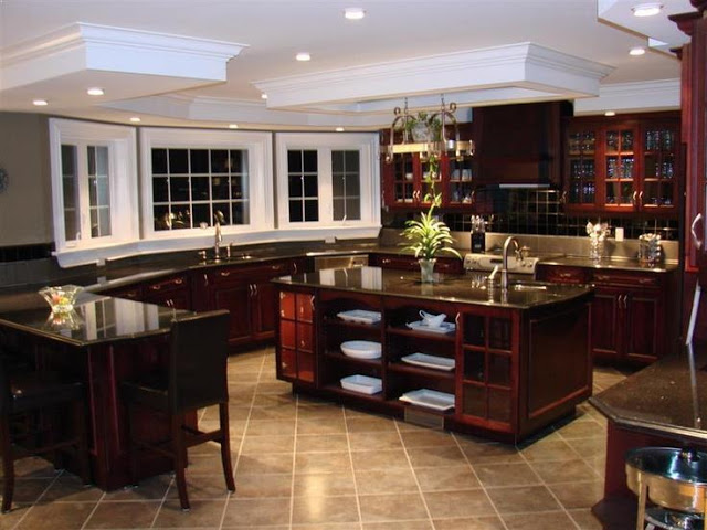 √√ KITCHEN COLOR Schemes with Cherry Cabinets | Home Interior .