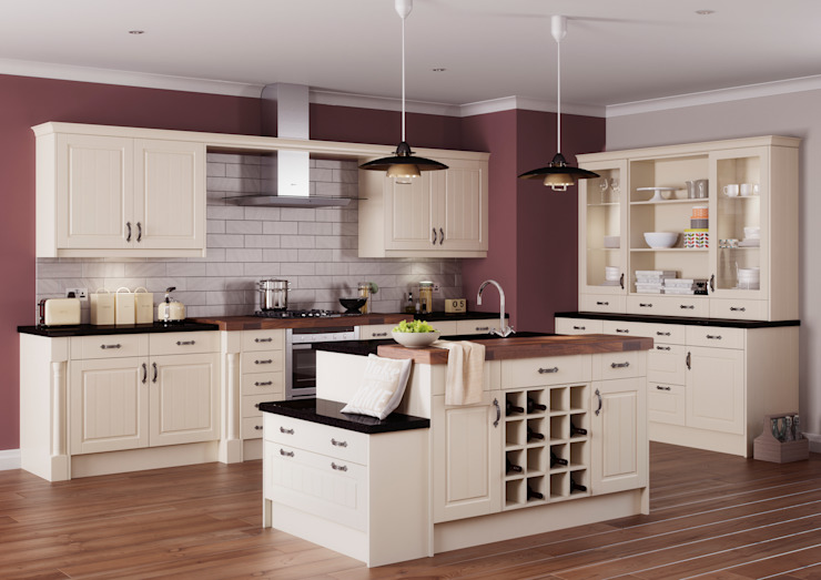 These 8 are the best kitchen colours to paint | homi