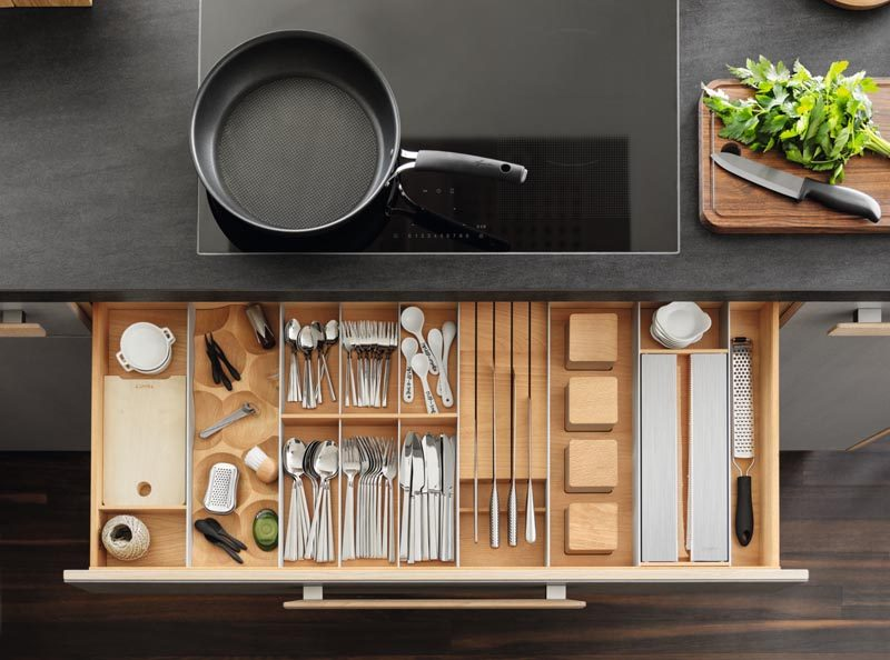 Kitchen Drawer Organizers Can Do More Than Just Separate Your .