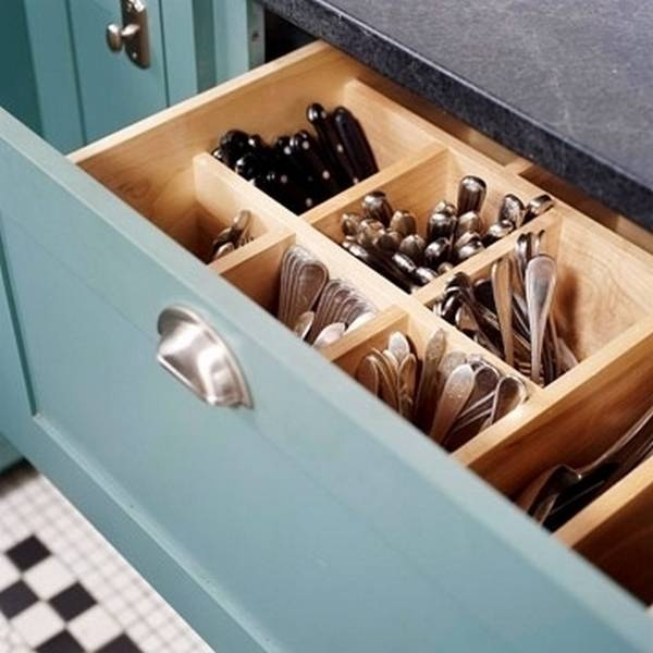 Deep Kitchen Drawer Organization Pictures, Photos, and Images for .