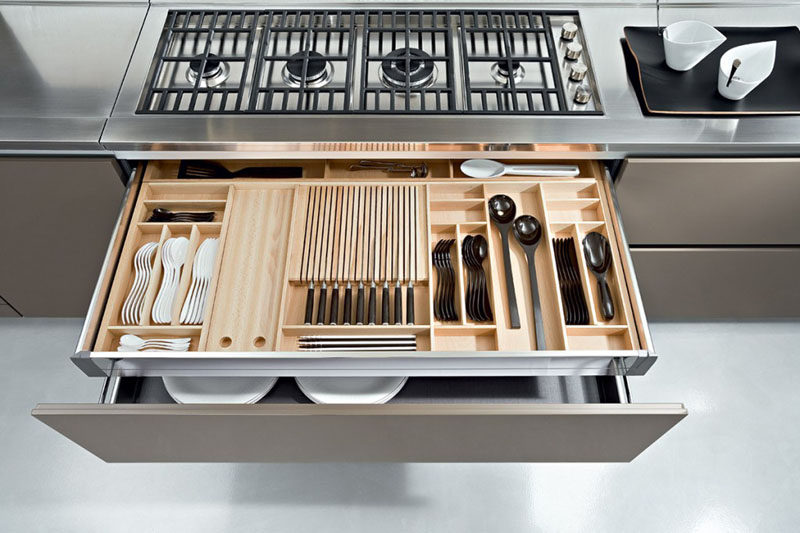 Kitchen Drawer Organization - Design Your Drawers So Everything .