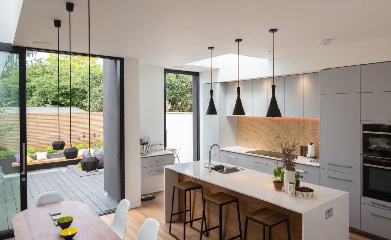 How much does a kitchen extension cost? | Real Hom