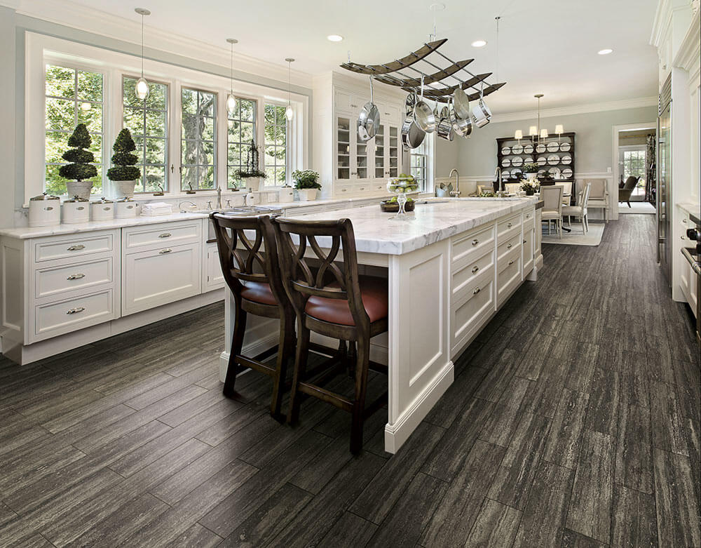 The Complete Guide to Kitchen Floor Tile | Why Tile