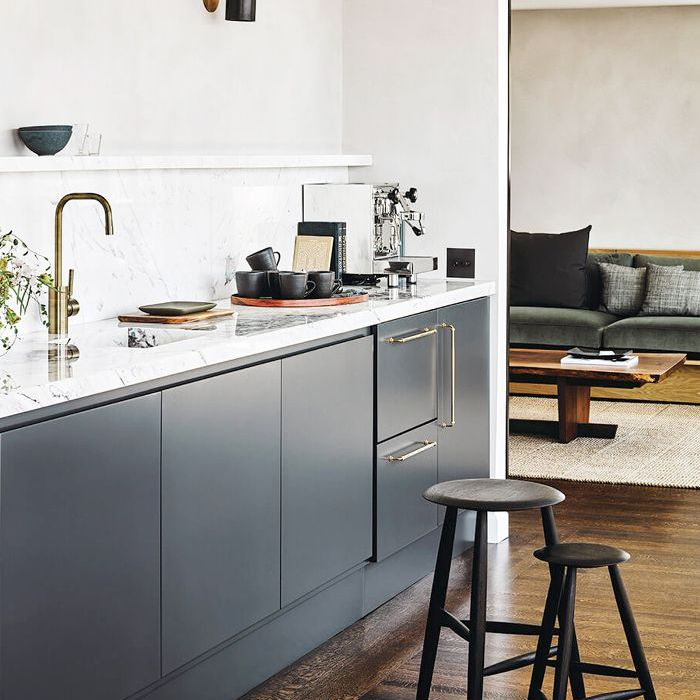 14 Minimalist Kitchens That Will Soothe Your Type-A So