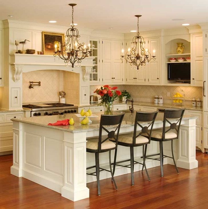 How to choose a functional kitchen island – design ideas and ti