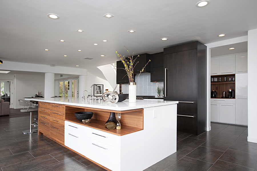 Your Own Private Island: Kitchen Island Design for Your Whole Home .