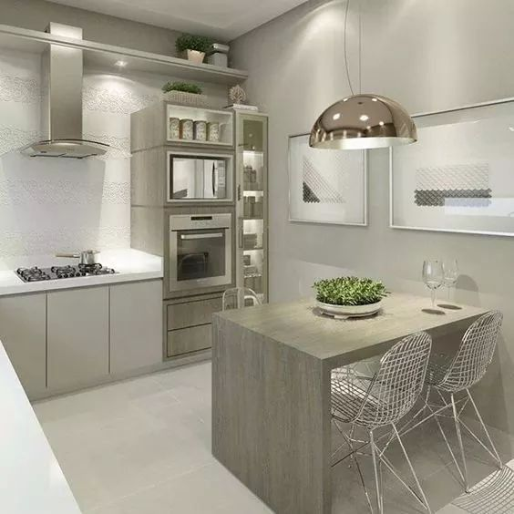 6 Modern Small Kitchen Ideas That Will Give a Big Impact on Your .