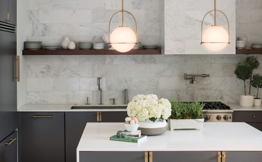 Making a Statement with Kitchen Island Lighting | Capitol Lighti