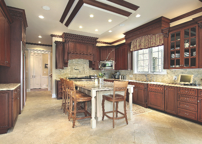 Better Lighting Design Makes Your Kitchen a More Comfortable and .