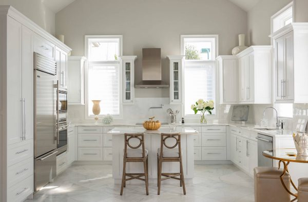 Kitchen Wall Paint Colors With White Cabinets | MyCoffeepot.O