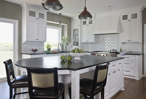 The Best Kitchen Paint Colors with White Cabinets | Doorways Magazi