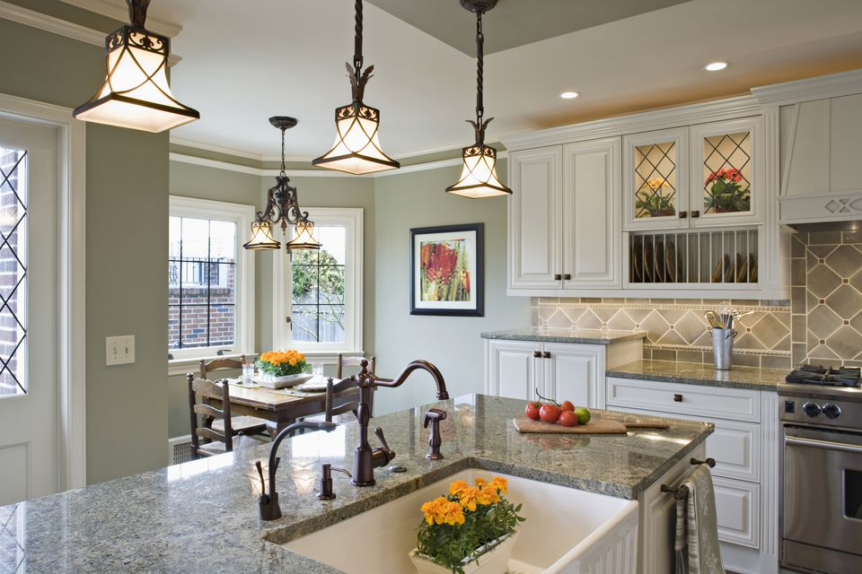 The Dos and Don'ts of Kitchen Color Schem