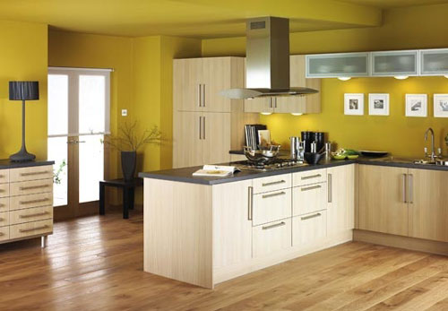 Kitchen Paint Ideas to Help You Choose the Right Colo