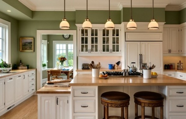 Interior Home Page: Wall Paint Colors For Kitche