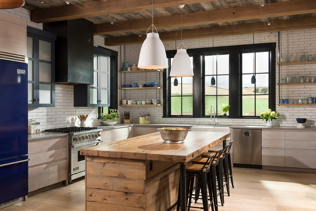 Data Watch: Top Layouts and Styles in Kitchen Renovatio