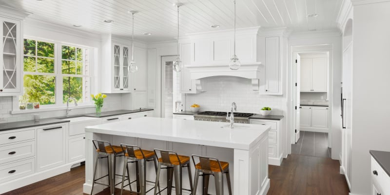 Kitchen Renovations | Home & Marine Builders of Lake Norm