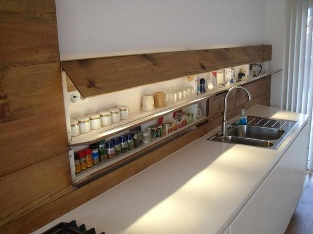 22 Space Saving Kitchen Storage Ideas to Get Organized in Small .